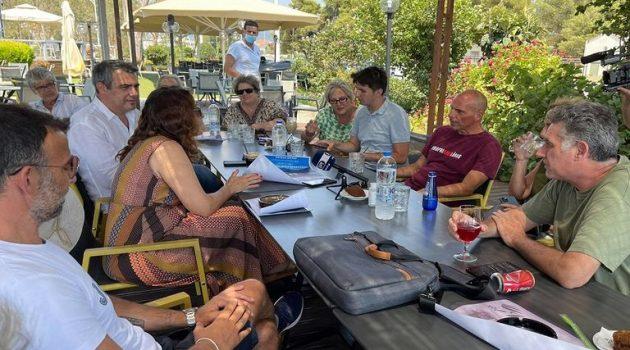Γ. Βαρουφάκης από το Μεσολόγγι: «Η Αιτωλοακαρνανία αξίζει πολύ καλύτερα» (Photos)