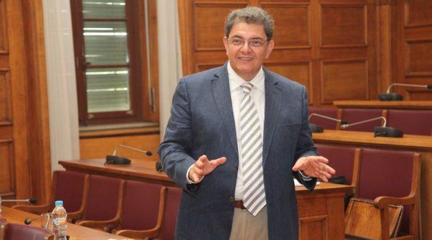 Αιτωλοακαρνανία: Υποψήφιος με τη Ν.Δ. ο Μεσολογγίτης Χρίστος Βερελής (Πρωτοσέλιδο)
