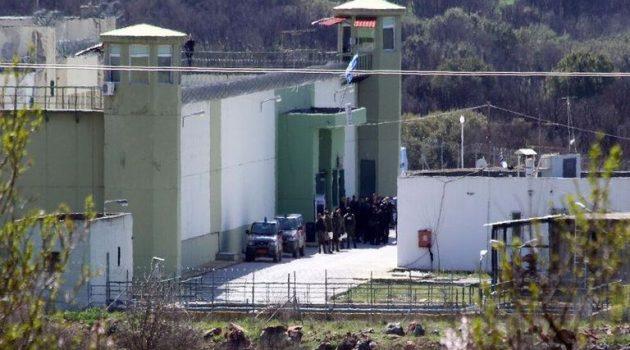 Έξαρση κρουσμάτων κορωνοϊού στις φυλακές Μαλανδρίνου