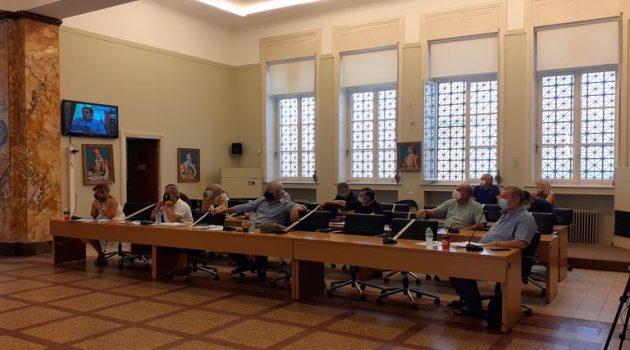 Μετά από καιρό δια ζώσης το Δημοτικό Συμβούλιο Αγρινίου (Photos)