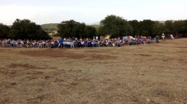 Με μεγάλη επιτυχία πραγματοποιήθηκε η εκδήλωση της «Μάχης του Αετού» (Photos)