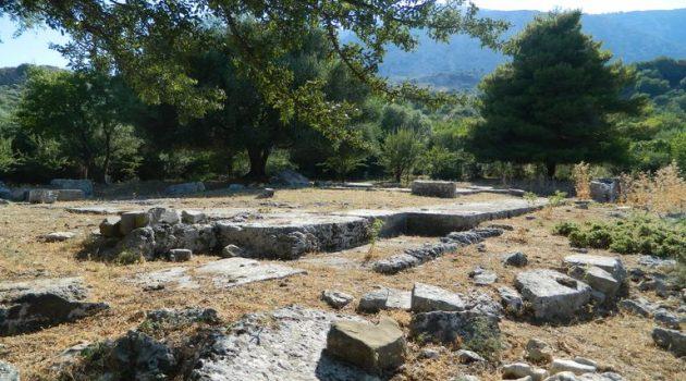 Ένα άγνωστο μνημείο της Ακαρνανίας: Ο Ναός του Καραού Διός στον Αρχαίο Αστακό (Photos)