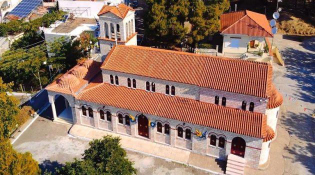 Αγρίνιο – Ι.Ν. Αγίας Παρασκευής: Απέκτησε επίσημη σελίδα στο Facebook