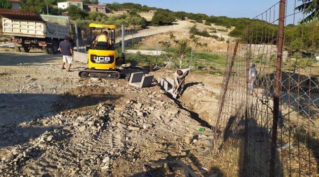 Νέα έργα βελτίωσης των υποδομών στο Μεσολόγγι (Photos)