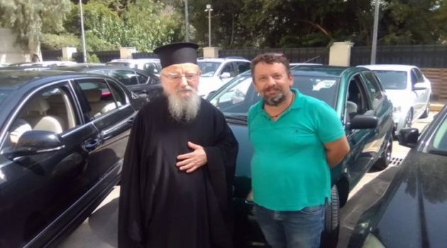 Ολοκληρώθηκε η απολογία του Μητροπολίτη Αιτωλίας και Ακαρνανίας κ. Κοσμά (Photo)