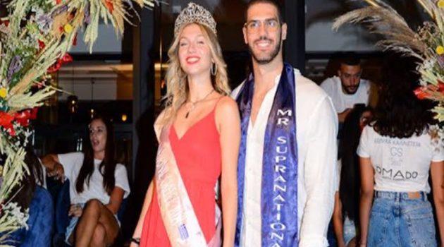 Νικολαΐδης – Μήλιου: Από τα Εθνικά Καλλιστεία GS Hellas στις διεθνείς σκηνές ομορφιάς!