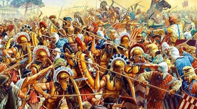 Σαν σήμερα διεξήχθη η Μάχη των Πλαταιών