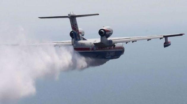 Κροατία και Ελβετία στέλνουν εναέρια μέσα, Ρουμανία, Λιθουανία και Ισραήλ πυροσβέστες