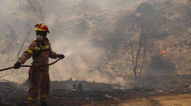 Πολιτική Προστασία: Υψηλός κίνδυνος πυρκαγιάς στη Δυτική Ελλάδα την Κυριακή