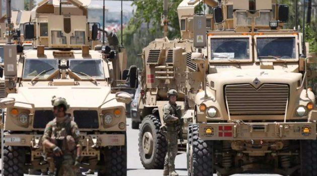 Αφγανιστάν: Η Βρετανία τερματίζει την αποστολή απομάκρυνσης αμάχων