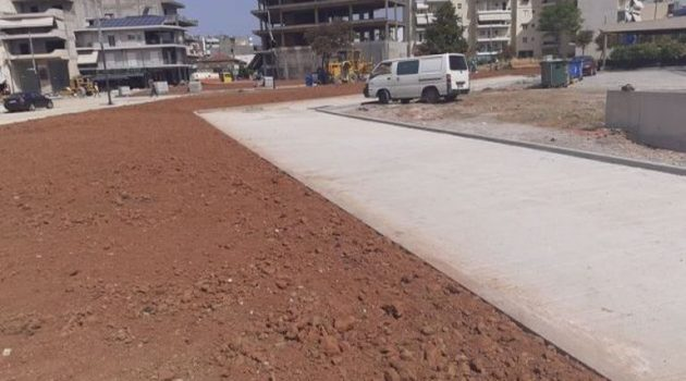 Αγρίνιο: Κυκλοφοριακές ρυθμίσεις στη συμβολή του οδών Χαρ. Τρικούπη και Μάνου Κατράκη