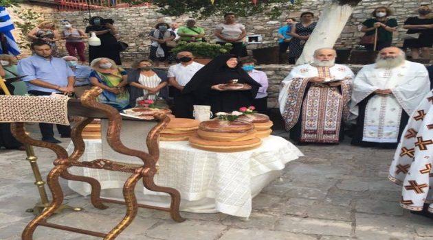 Ανάληψη Τριχωνίδας: Εορτασμός Ιωάννη Προδρόμου και Παραδοσιακό Πανηγύρι (Photos)