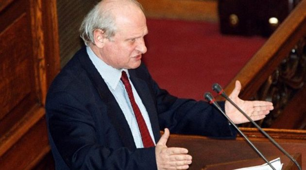 «Έφυγε» από τη ζωή ο πρώην Βουλευτής του Κ.Κ.Ε. Αντώνης Σκυλλάκος