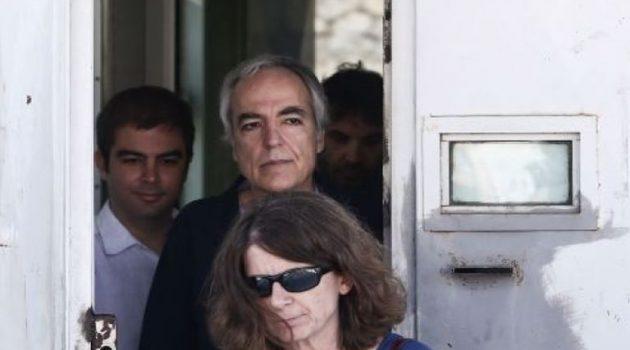 Αίτημα αποφυλάκισης κατέθεσε o Δημήτρης Κουφοντίνας