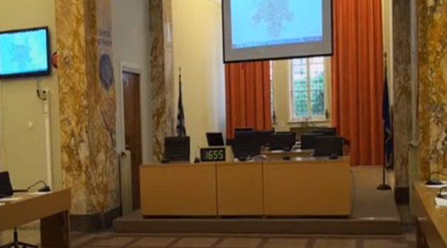 Δείτε ζωντανά την 10η τακτική συνεδρίαση του Δημοτικού Συμβουλίου Αγρινίου