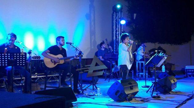 Αγρίνιο: Μια μοναδική μουσική βραδιά με τη Φωτεινή Βελεσιώτου (Videos – Photos)