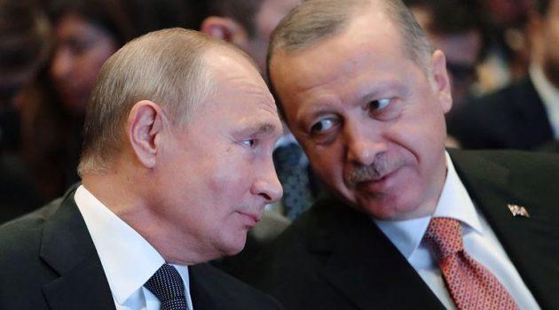 Ερντογάν σε Πούτιν: Μία «προοδευτική» προσέγγιση απέναντι στους Ταλιμπάν