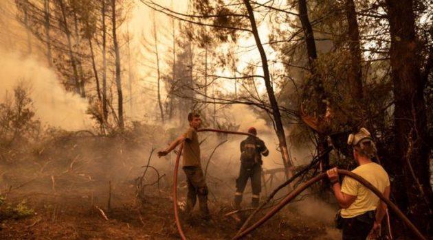 Βόρεια Εύβοια: «Καταστράφηκαν ολοσχερώς 550 οικογένειες»