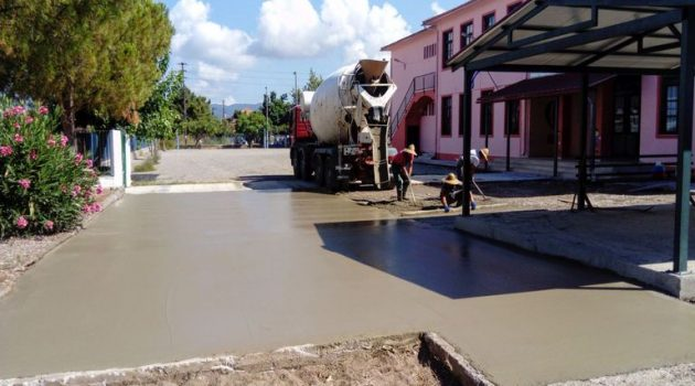 Συντήρηση κι αποκατάσταση υποδομών στα σχολεία του Δήμου Ι.Π. Μεσολογγίου