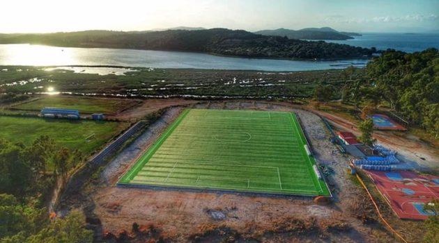 Δήμος Ακτίου – Βόνιτσας για αθλητικές υποδομές: «Ένα όνειρο γίνεται πράξη»