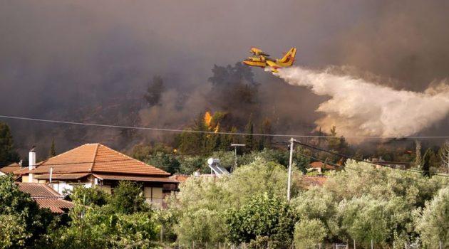 Δήμος Ξηρομέρου: Συγκέντρωση ειδών πρώτης ανάγκης για τους πληγέντες στην Ηλεία