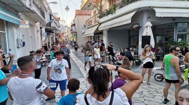 Με πολύ μεγάλη συμμετοχή ο αγώνας δρόμου Βάρνακας – Μύτικας (Photos – Videos)