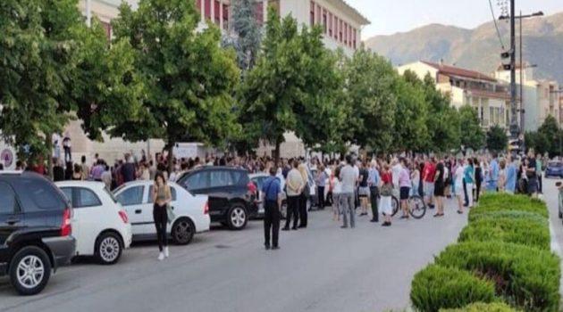 Ιωάννινα: Πορεία διαμαρτυρίας για το εμβόλιο και τα μέτρα (Photos)