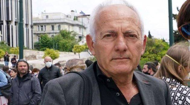 Πέθανε ο φωτορεπόρτερ Γιάννης Κανελλόπουλος