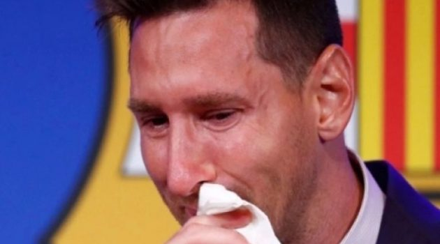 Το χαρτομάντηλο που χρησιμοποίησε ο Μέσι πωλείται σχεδόν 1 εκατ. ευρώ! (Photo)