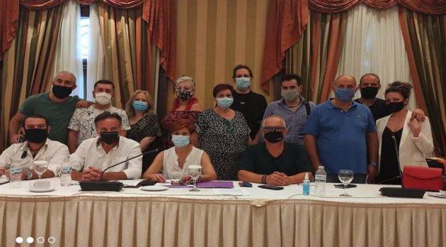 Και η εκπρόσωπος του Αγρινίου στη συνάντηση των Καταστηματαρχών Κουρέων Κομμωτών Ελλάδας