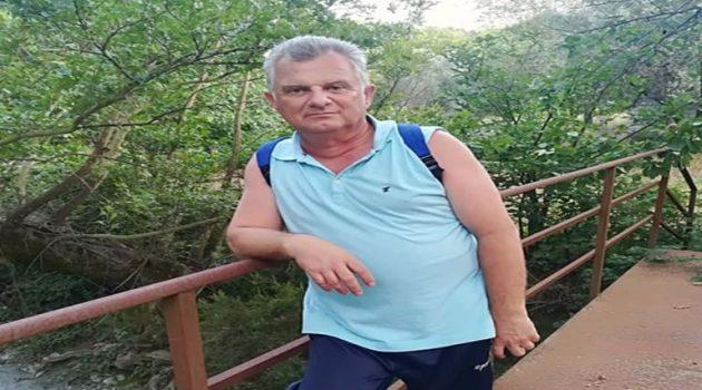 Θλίψη στο Αγρίνιο για το θάνατο του Θανάση Λαγοπάτη