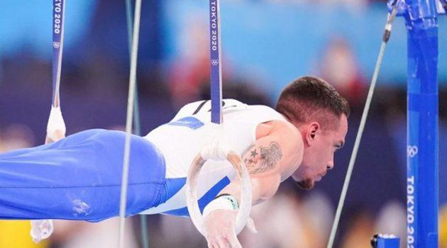 Ολυμπιακοί Αγώνες 2020: Χάλκινο μετάλλιο στο Τόκιο για τον Λευτέρη Πετρούνια!