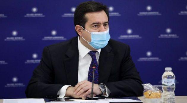 Μηταράκης: «Προσλήψεις συνοριοφυλάκων και λιμενικών τους επόμενους μήνες»