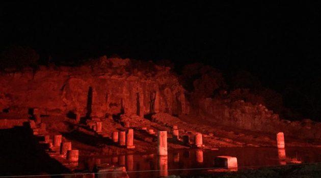 «Μαγική» βραδιά στο Νεώριο Αρχαίων Οινιαδών!
