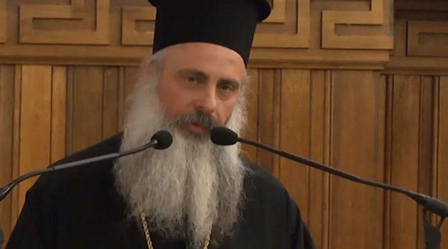 Στην Κυπάρισσο ο Μητροπολίτης Κανάγκας Π. Θεοδόσιος Τσιτσιβός