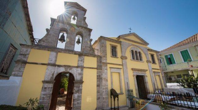 Λευκάδα: Στους πιστούς και πάλι η Παναγία των Εισοδίων (Photos)
