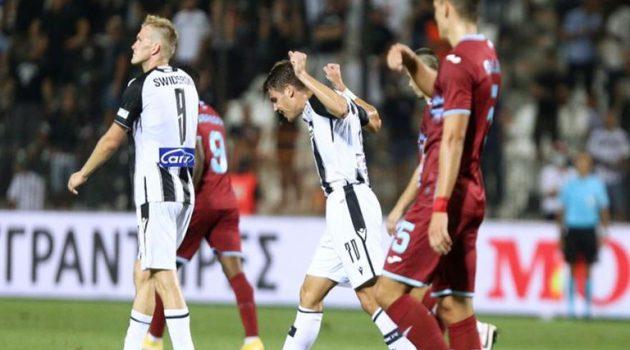 UEFA Conference League: Με αυτογκόλ ο Π.Α.Ο.Κ. ισοφάρισε τη Ριέκα
