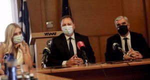 Σ. Λιβανός: «Καλωσορίζω έναν έμπειρο και οραματικό πολιτικό»