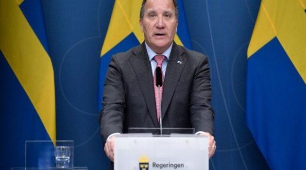 Πρωθυπουργός Σουηδίας: «Όλα έχουν ένα τέλος, παραιτούμαι»