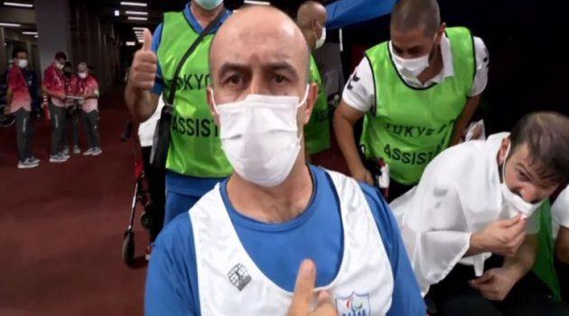 Τόκιο 2020 – Παραολυμπιακοί Αγώνες: Ασημένιος ο Θανάσης Κωνσταντινίδης