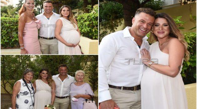 Κώστας Σόμμερ – Βαλεντίνη Παπαδάκη: Το φωτογραφικό άλμπουμ του γάμου τους