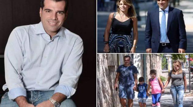 Θάνος Πλεύρης: Αφοσιωμένος σύζυγος και πατέρας ο νέος Υπουργός Υγείας (Photos)