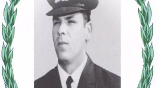 Σαν σήμερα σκοτώθηκε ο Αγρινιώτης πιλότος Γιώργος Παπαθανασίου ,το 1998