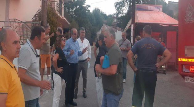 Ερωτήματα του Απ. Κατσιφάρα για την καταστροφική πυρκαγιά της Αιγιάλειας (Photos)