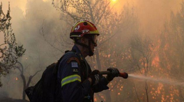 Δυτική Ελλάδα: Υψηλός ο κίνδυνος Πυρκαγιάς την Παρασκευή