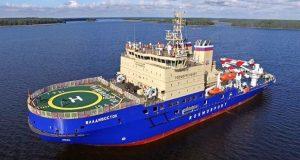 Ρωσία: Γιατί ανατέθηκε στην Τουρκία η ναυπήγηση σύγχρονου ρωσικού παγοθραυστικού;