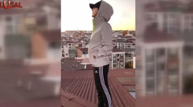 Κωνσταντινούπολη: 23χρονη έπεσε από ύψος εννέα ορόφων ενώ πόζαρε για selfie (Video)