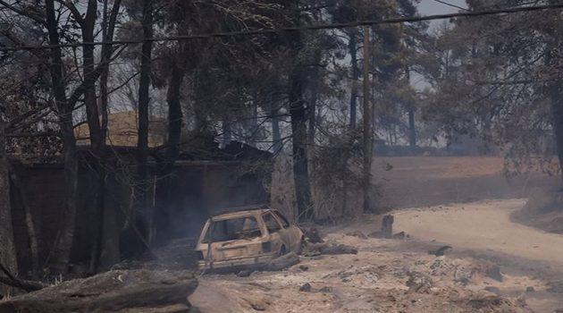 Φωτιές: Ο περιοχές που κινδυνεύουν με πλημμύρες