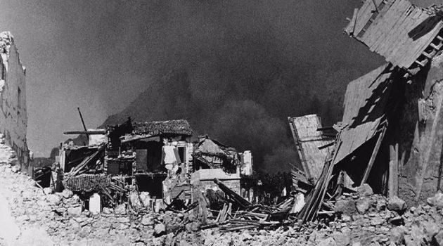 Σαν σήμερα 12 Αυγούστου, ισχυρός σεισμός ισοπεδώνει την Κεφαλονιά