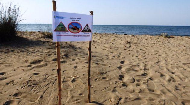 Ενημερωτικές σημάνσεις από τον Φορέα Διαχείρισης Λιμνοθάλασσας Μεσολογγίου